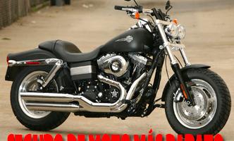 Seguro de moto más barato