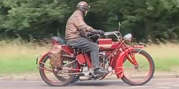 Indian 1915 V Twin 1000cc