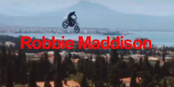 Robbie Maddison - Driven By Adrenaline