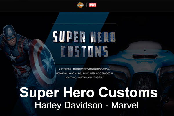 Super Hero Customs HD