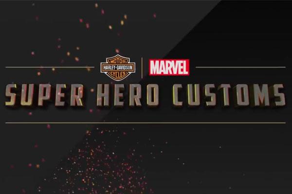 Super hero customs HD