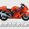 Precios de seguros de motos