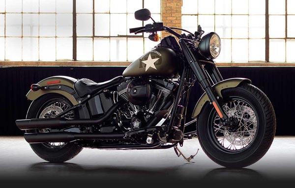 Harley Davidson Softail Slim 2016