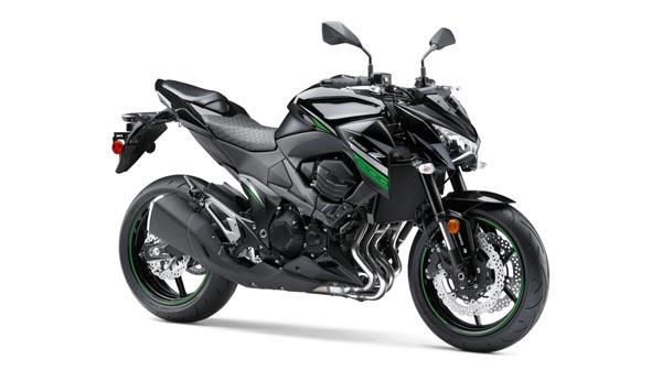 Kawasaki Z800 2016
