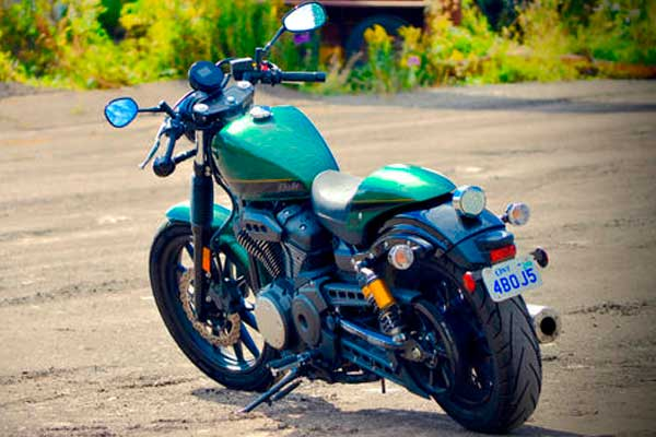 Yamaha Star Bolt C-Spec 2016
