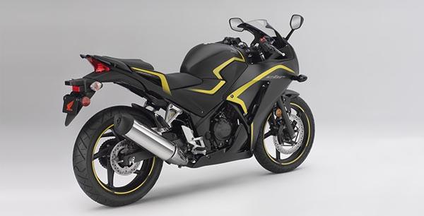 Honda CBR300R 2016