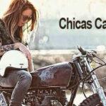 Motoclubs México.com - Chicas Café Racer mini