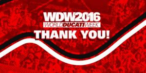 Semana mundial de Ducati 2016