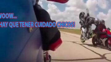 Caídas Y Accidentes De Motocicleta - Compilación Septiembre 2016
