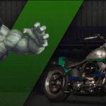20+ Motocicletas personalizadas por Harley Davidson Inspiradas en los Súper Héroes de Marvel