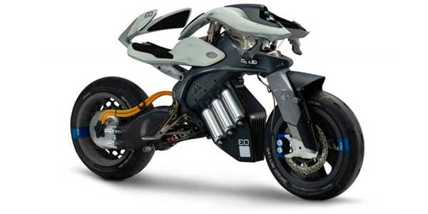 Yamaha MOTOROiD 03