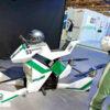 La Policía De Dubái Estará Equipada Con Motocicletas Voladoras